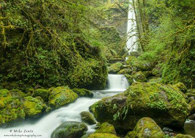 Elowah Falls horizontal