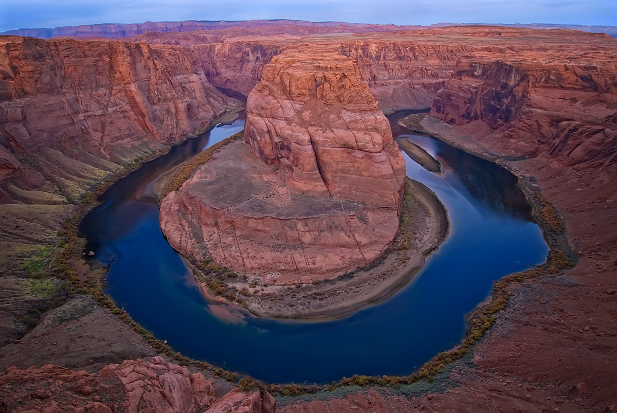 Horseshoe Bend SLIDESHOW