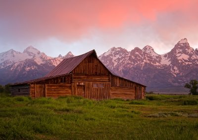 Mormon barn SLIDESHOW